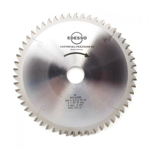Circular Saw Blade for Cutting Aluminium- Made in Germany- 8 1/2